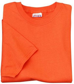 Construction 5180 Hanes T-shirt