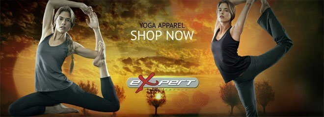 Custom cross-fit and yoga apparel