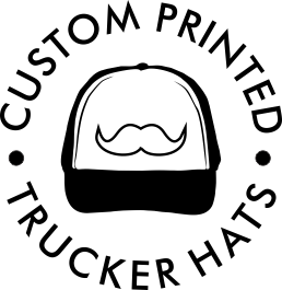 Custom Printed Hipster Trucker Hats